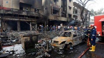 El-Karrade patlamasının faili yakalandı