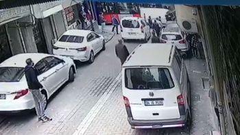 Zeytinburnu'da tramvay kazası! Seferler aksadı