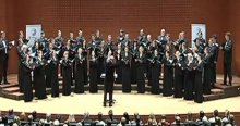 'Letonya Ulusal Korosu' Amerikalılara müzik ziyafeti çekti