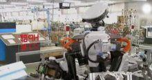 Uzmanlar uyardı,robotlar insan gücüne rakipler
