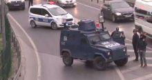 Okmeydanı'nda bomba paniği