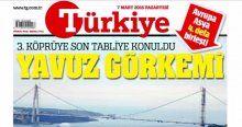 Türkiye Gazetesi'nin 47. yaş sevinci