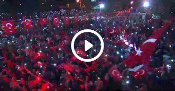 Erhan Güleryüz'den 'Millet Marşı'