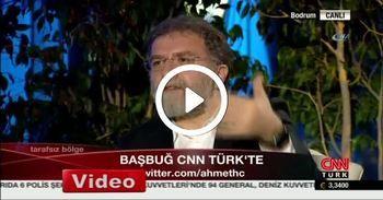 İlker Başbuğ'dan Ahmet Hakan'ı şaşırtan soru