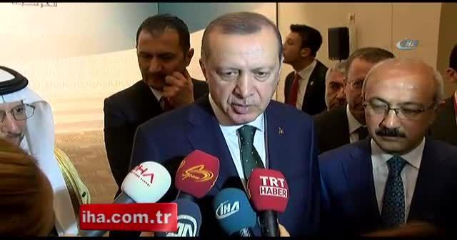 Cumhurbaşkanı Erdoğan'dan Ermenistan'a net mesaj