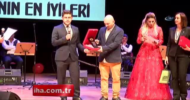 En iyi haber kanalı ödülü TGRT Haber'e verildi