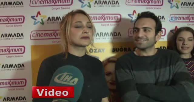 'Görümce' filmi Ankaralılarla buluştu