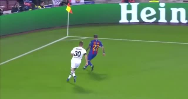 Barcelona 4-0 Mönchengladbach (Geniş Özet)