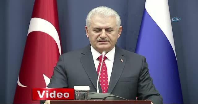 Başbakan: 'İnsanı yaşat ki devlet yaşasın'