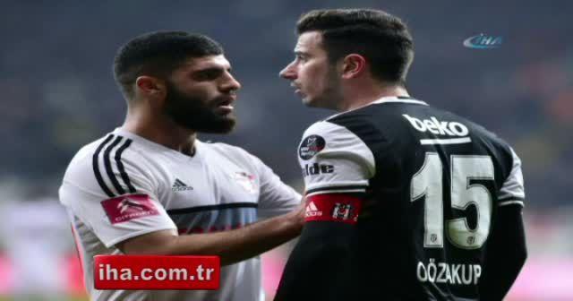 Beşiktaş 1 Gaziantepspor 0 foto özet