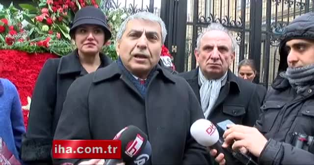 CHP İstanbul İl Yönetimi'nden Rus Konsolosluğuna taziye ziyareti