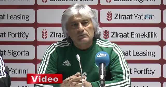 Gaziantepspor sahasında Şanlıurfaspor'a 3-0 mağlup oldu