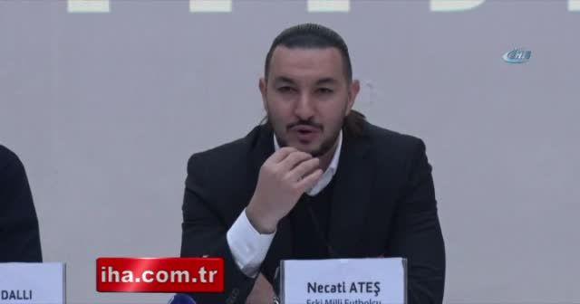 Necati Ateş: Fenerbahçeliler, Galatasaray'ın Kadıköy'de kaldırdığı kupayı unutamaz