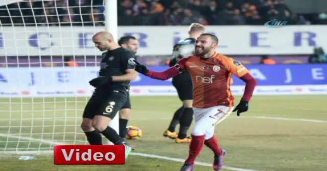 Osmanlıspor 2-2 Galatasaray