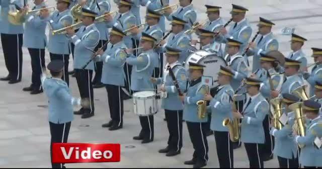 Slovenya Cumhurbaşkanı Türkiye'de