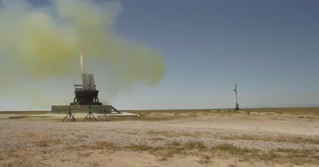 Yerli füze Hisar-O'nun test atışları yapıldı