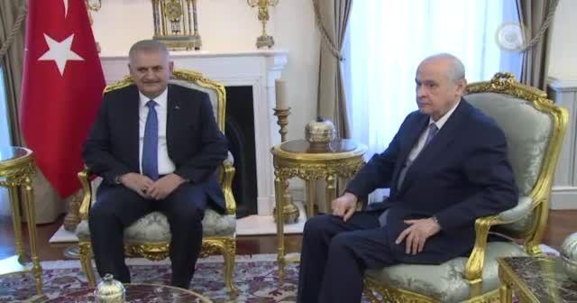 Başbakan: 'Kabineye MHP'li bakan atanabilir'