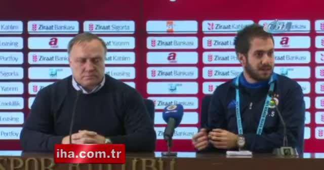 Dick Advocaat: 'Beşiktaş maçından daha önemli bir maçımız var'