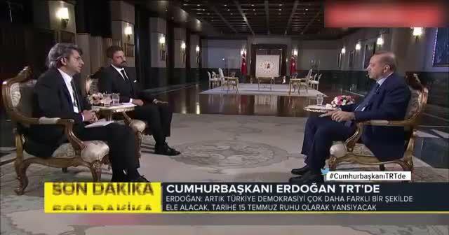 Erdoğan'a şikayet ediyordu, şimdi eski eşini suçluyor!