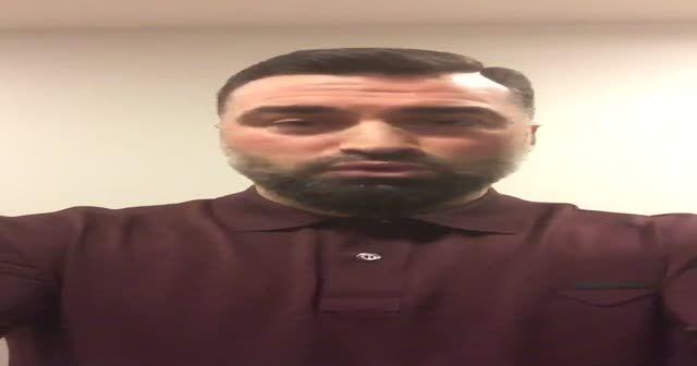 Eski futbolcu Hakan Ünsal da 'Evet' kampanyasına katıldı
