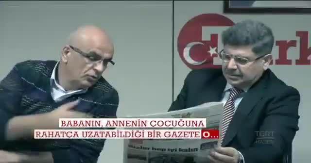 Türkiye Gazetesi'nin yeni reklam filmi yayınlandı