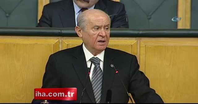 MHP Genel Başkanı Bahçeli'den Reina açıklaması