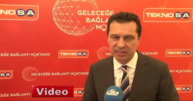 """""""2016'da fitleşen TeknoSA, 2017'de yenilenme için yatırım yapacak"""""""