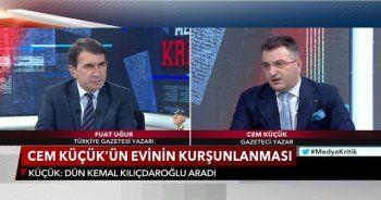 Cem Küçük: Kemal Kılıçdaroğlu bile aradı ama TRT haber yapmadı