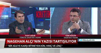 Cem Küçük: Osmanlı'ya laf eden Gülse Birsel gibiler alçaktır