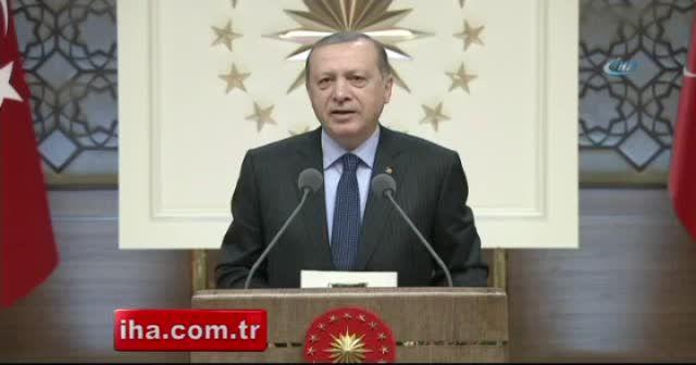 Erdoğan'dan yurt dışında yaşayan vatandaşlara çağrı