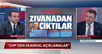 Küçük: CHP'liler zıvanadan çıktı