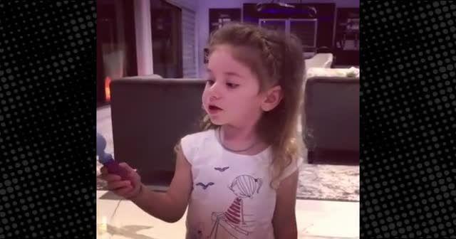 Acun Ilıcalı'nın 4 yaşındaki kızının inanılmaz yeteneği