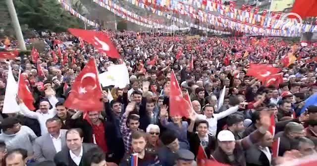 'Anayasa değişikliği Erdoğan için değil, her doğan içindir'