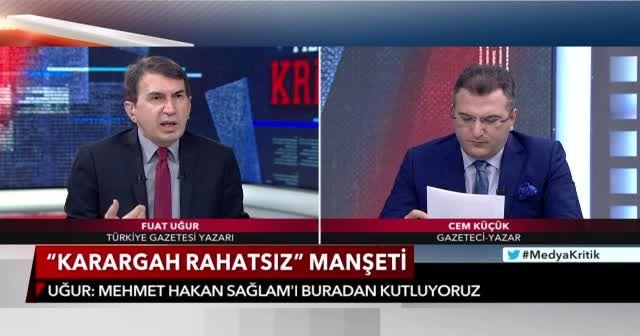 """""""Genelkurmay Başkanlığı rahatsızsa gideceği yer bellidir, Hande Fırat değil"""""""