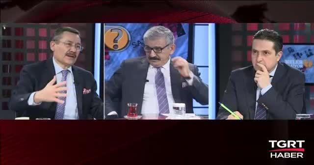Gökçek ilk kez TGRT Haber'de açıkladı: FETÖ Arınç'ı başbakan yapacaktı