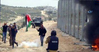 İsrail'de Toprak Günü yürüyüşüne müdahale