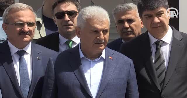 '2 Mayıs'ta Cumhurbaşkanımızın partiye üyeliği başlamış olacak'