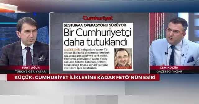 'Fehmi Tosun ve Abdurrahman Üşenmez'i tebrik ediyorum'