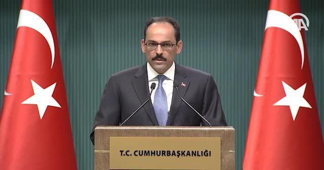 'Erdoğan aleyhtarı söylemlerin sıradanlaşmasına izin vermeyeceğiz'
