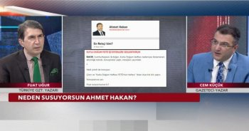 'Şimdi ne diyeceksin Ahmet Hakan'
