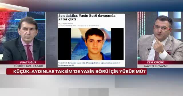 'Yasin Börü davasının baş sorumlusu Demirtaş'tır'