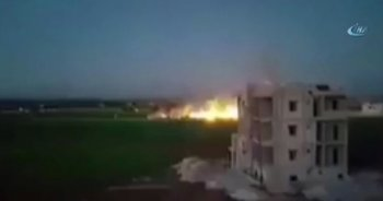 Esed'ten yeni bir kimyasal saldırı
