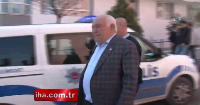 Eski CHP'li vekil polisi alarma geçirdi