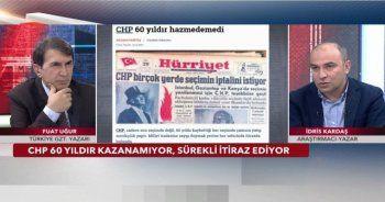 Fuat Uğur: Halk CHP'yi hep ezmiş
