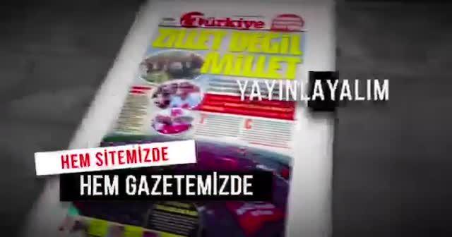 Güçlü Türkiye konuşuyor! Yazın, okuyalım