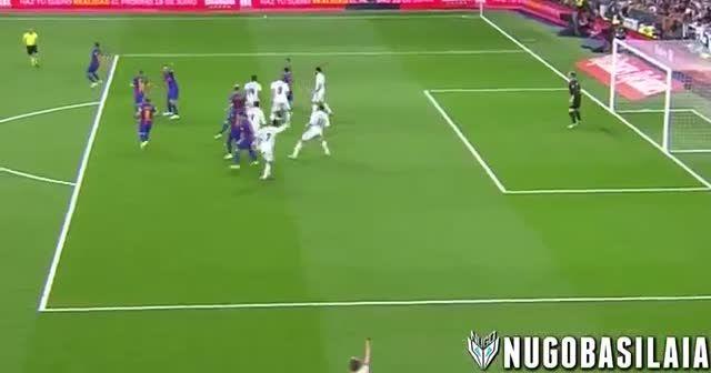 Real Madrid Barcelona derbi maçı golleri ve özeti