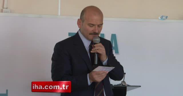 Soylu'dan Diyarbakır'daki patlamaya ilişkin açıklama