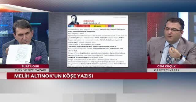 'İsmet İnönü, Atatürk'ü silmek istedi!'