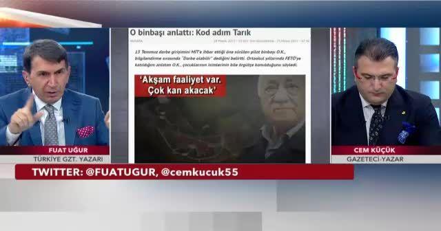 Cem Küçük: Hürriyet yine MİT'i suçluyor