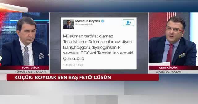 Cem Küçük: İngiliz büyükelçisinin Kayseri'ye ilgisi ne?